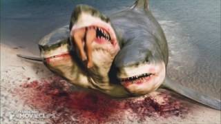 (720pHD): 3 Headed Shark Attack: Official Teaser Clip # 1 (2015)