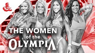 Women of the Olympia