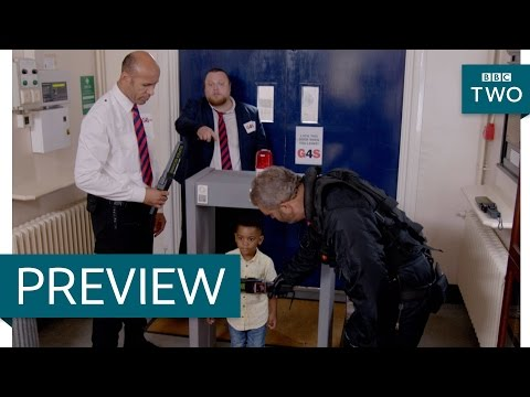 G4S: Toddler Security - Revolting: Episode 1 Preview | BBC Two