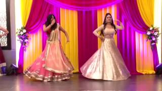 Indian Wedding Dance by beautiful Girls ! 2016 1280x720