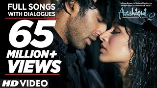 images Aashiqui 2 All Video Songs With Dialogues Aditya Roy Kapur Shraddha Kapoor