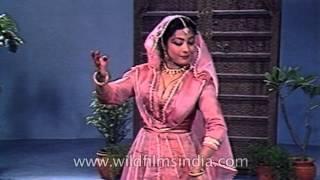 Nrit Keli Kathak By Indian Classical Dancer Saswati Sen