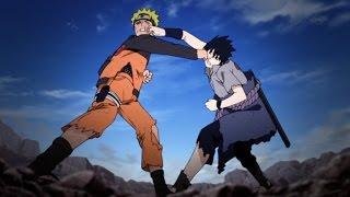 Naruto vs Sasuke Full Fight Final Battle (Ger Sub) GERMAN HD