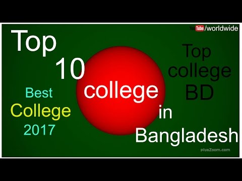 Top 10 College in Bangladesh