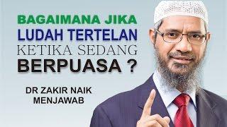 Menelan Ludah Saat Puasa. Apakah Membatalkan Puasa Ramadhan? Dr Zakir Naik Menjawab [HD]