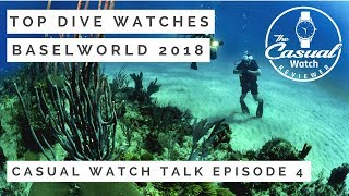 Top Dive Watches 2018
