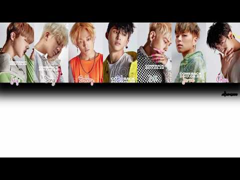 Xxx Mp4 IKON 벌떼 B DAY Color Coded Han Rom Eng Lyrics 3gp Sex