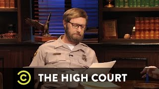 The High Court - The Importance of Manila Folders