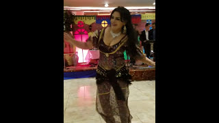 رقص هبان راقصة التراث العراقية عشتار  Haban Ishtar Sumer Iraqi Folk Dancer