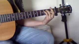 Here Without You - 3 Doors Down (Instrumental Acoustic Cover)