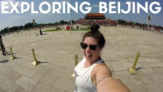 WTF IS TIANANMEN SQUARE? | Beijing Aug Vlog 8