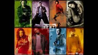 Rent (Original Soundtrack) - Seasons of Love w/lyrics