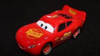 Mattel Disney Cars Hudson Hornet Piston Cup Lightning McQueen (Single) Die-cast