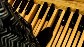 Quick Tips for the Beginning Organist - Video #3 Beginning Foot Pedals