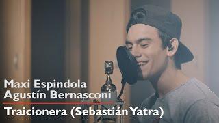 Agustín Bernasconi I Traicionera (Sebastiàn Yatra) I Ft Maxi Espindola I Live Session