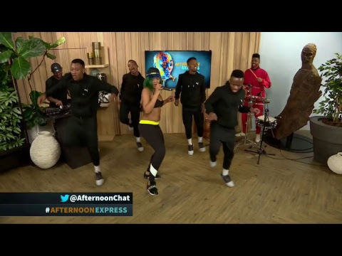 Xxx Mp4 Tuesday Cook A Long With Babes Wodumo Afternoon Express 17 July 2018 3gp Sex
