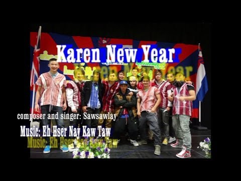 KAREN NEW YEAR SONG