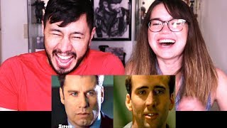 HONEST TRAILERS: FACE OFF | Reaction!