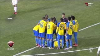 اهداف الريان و الغرافه 1 - 2 / دوري نجوم قطر القسم الثاني 2016