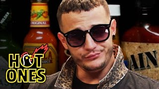 DJ Snake Reveals His Human Side While Eating Spicy Wings | Hot Ones