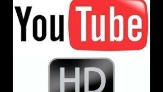 كيف تخلي مقاطع اليوتيوب HD 1080p