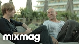 The History of Cocoon Ibiza with Sven Väth and Richie Hawtin