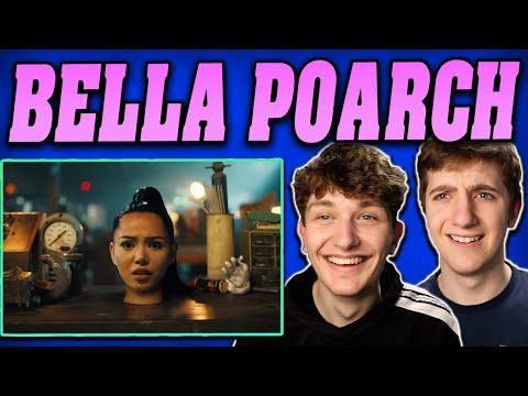 Bella Poarch Build a B tch REACTION Official Music Video