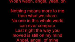 Angel of Mine - Eternal Lyrics
