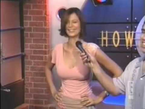 Catherine Bell Proves Her Boobs Are Real