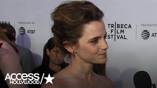 Emma Watson Says She 'Would Love' To Do A 'Beauty And The Beast' Sequel!