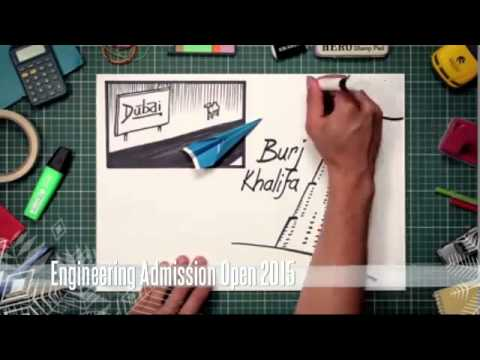 distance education Engineering Admission 2015 dubai  oman kuwait