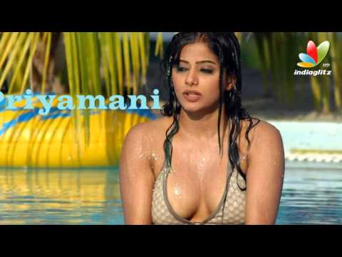 Priya Mani Hot Photos And Hot Controversy With Shahrukh Khan