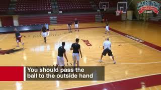 Basketball Team Skill Development Drills from Phil Martelli!