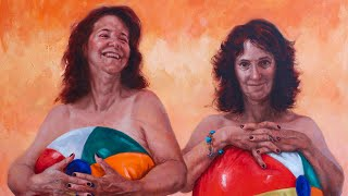 Judy Takács' Solo Show, Chicks with Balls October 2015
