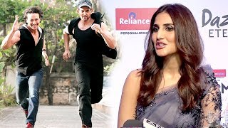 Vaani Kapoor TALKS About Working With Hrithik Roshan and Tiger Shroff