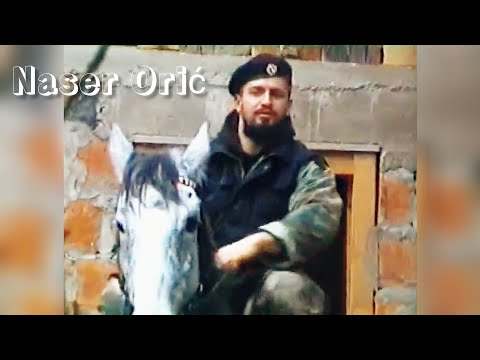 Naser Oric Bosanski heroj ratni snimci