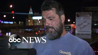 Man describes saving best friend from Vegas shooting