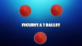 Quelques figures à 3 balles !!!