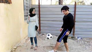 لعبت طوبه #وصديقي فاجئني بسبب البنات والوشم صار بي هيج