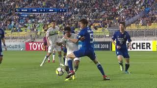 Suwon Samsung Bluewings 0-3 Jeonbuk Hyundai Motors (AFC Champions League 2018: QF – 2nd Leg)