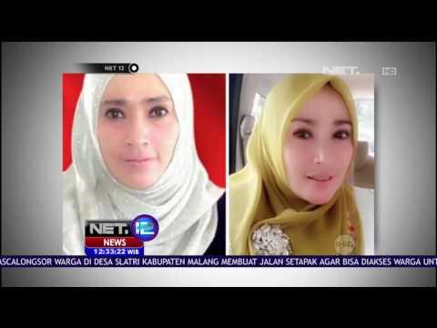 Polisi Geledah Rumah Firza Husein - NET 12