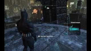 Batman: Arkham City - Find Mr. Freeze