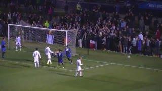 NCAA Tournament Quarterfinal: Akron Zips Men's Soccer vs Creighton Highlights