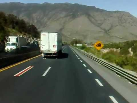 Trancasa 111 de bajada en Los Chorros Coahuila mp4