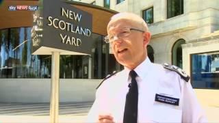 خفض مستوى الخطر الأمني في بريطانيا