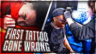 GETTING A TATTOO ON MY FACE