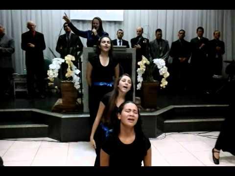 Coreografia Quão Grande é o meu Deus Soraya Moraes