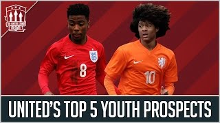 Mourinho's Top 5 Manchester United YOUTH players
