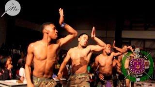 #KnuckIfYouBuckStrollOff2: ADL Chapter of Omega Psi Phi Fraternity Inc. at UTSA