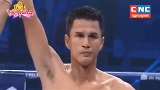 Khmer Boxing, Long Chin vs Phitbunmythai, Kun Khmer Boxing, CNC TV Boxing